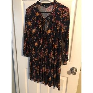 American Eagle Long Sleeve Dress